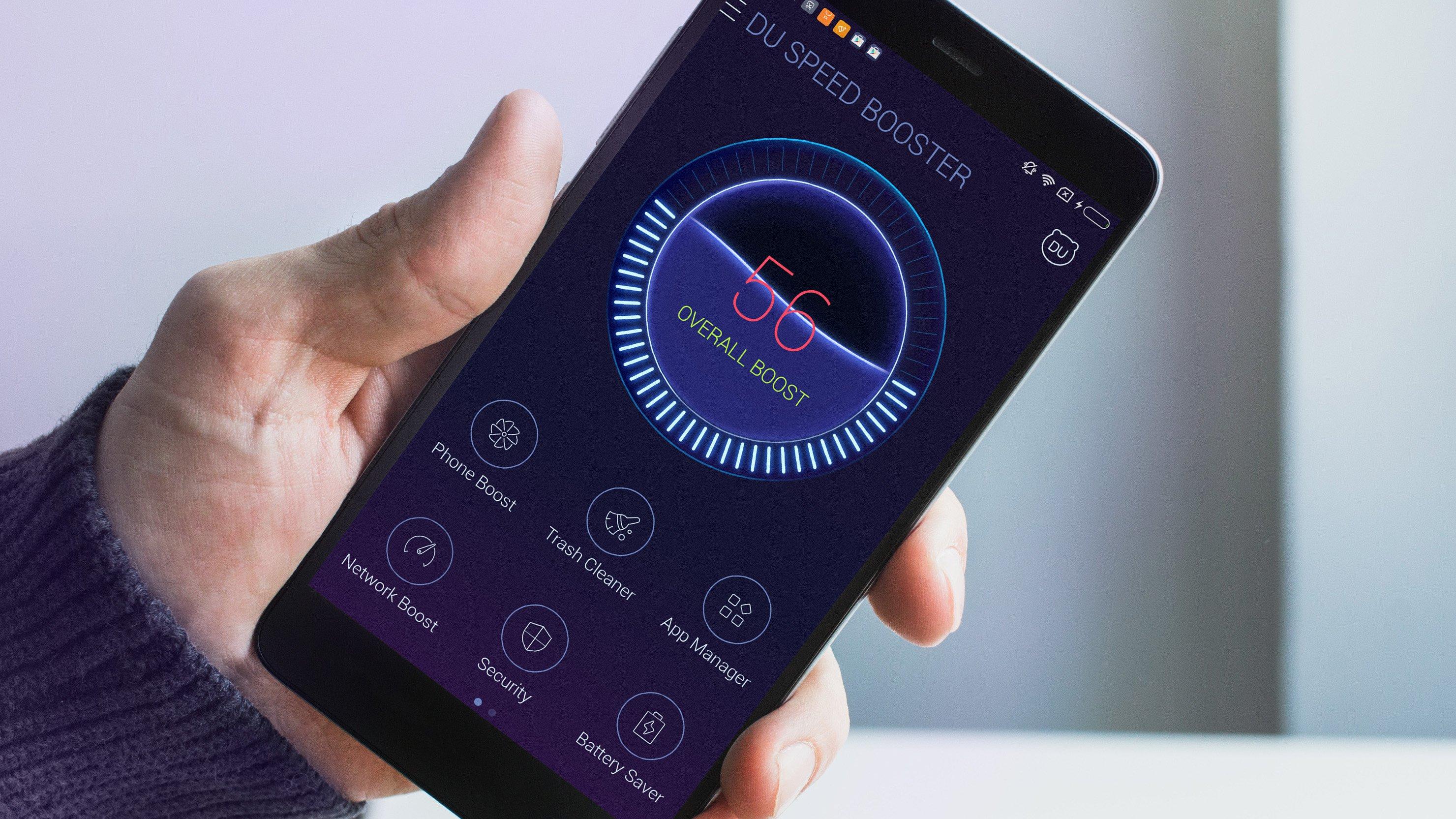 Smartphone Zu Langsam