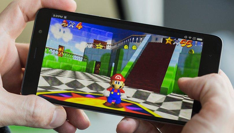 snes emulator mobile