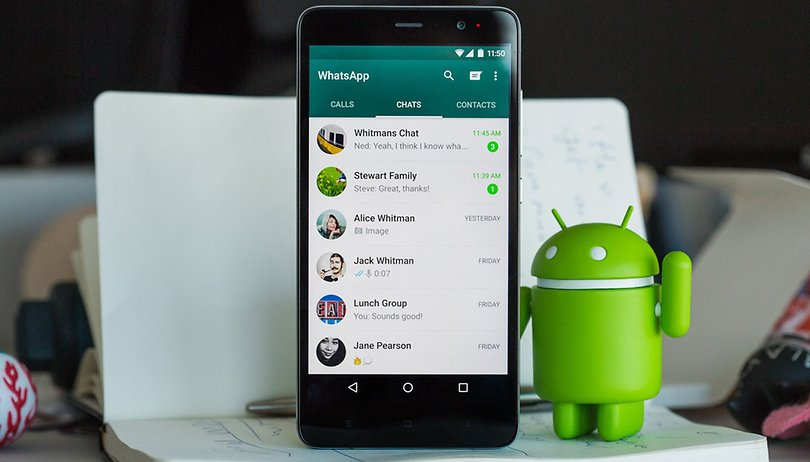How to disable or delete your WhatsApp account | AndroidPIT