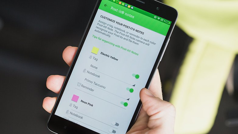 AndroidPIT evernote tips tricks 3025