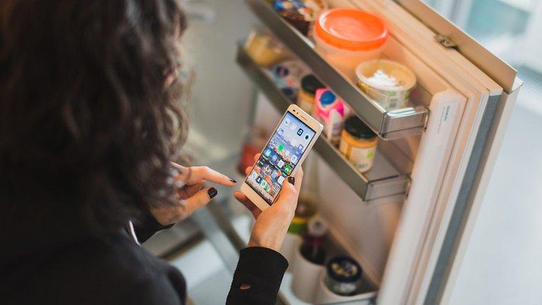 AndroidPIT food in fridge app 2193