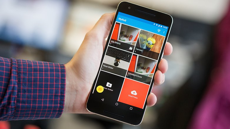 AndroidPIT foto gallery apps