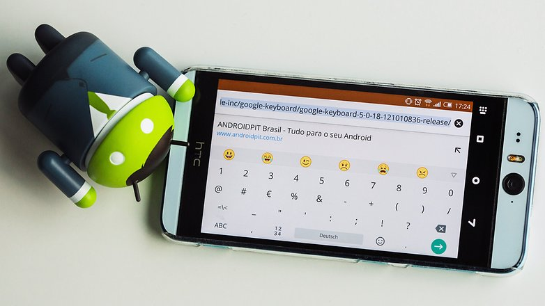 AndroidPIT google keyboard 5651