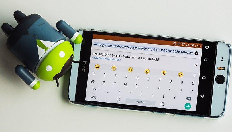 Teclado do Android Nougat é liberado na Play Store com novos temas e emojis