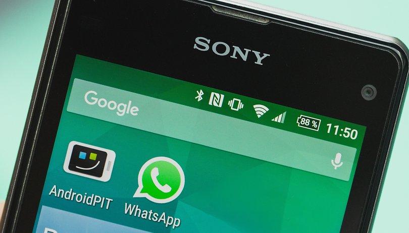 So entfernt Ihr die Google-Suchleiste auf Eurem Android-Homescreen