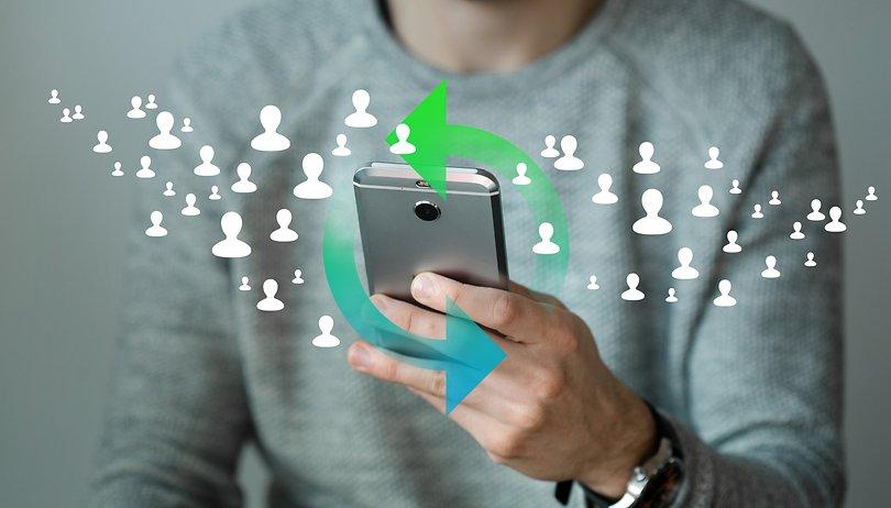 Comment synchroniser les contacts et supprimer les contacts dupliqués sur Android