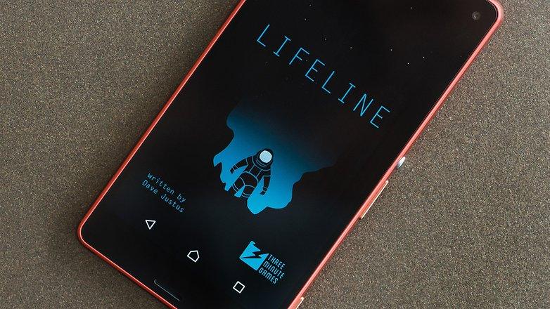AndroidPIT lifeline app