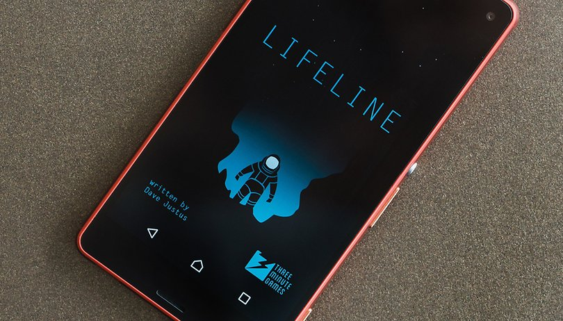 Gripping adventure game Lifeline is both awesome and on sale