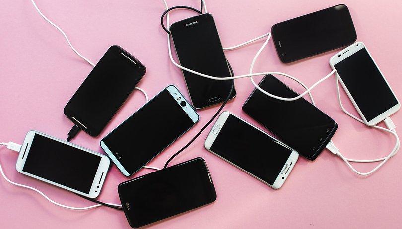 Tempo médio de uso de um smartphone no Brasil é de mais de um ano