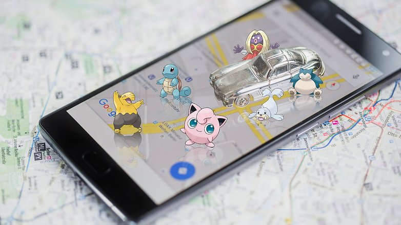 AndroidPIT pokemon location apps