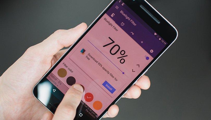 Você deve utilizar o filtro de luz azul em seu smartphone?
