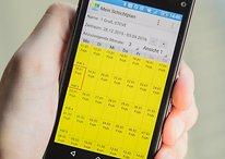 Die besten Schichtplaner-Apps für Android