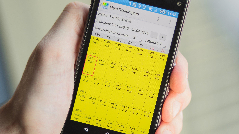 Die besten Schichtplaner-Apps für Android | AndroidPIT