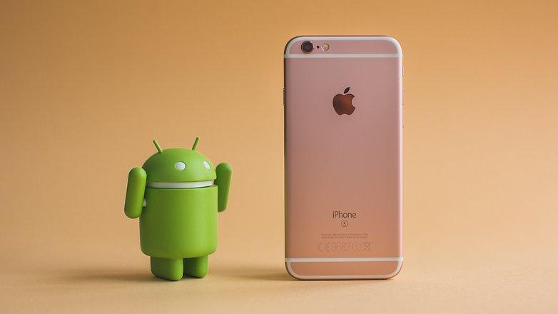 AndroidPIT pensando en conseguir iphone 3363