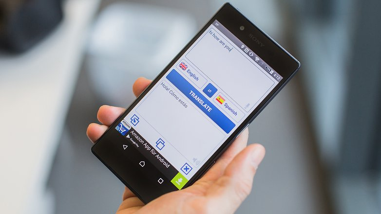 AndroidPIT translator apps 1