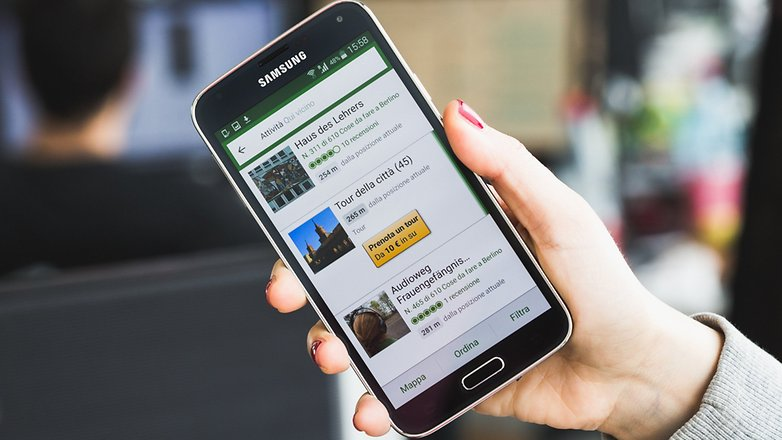 AndroidPIT trip advisor app 2