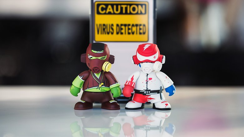AndroidPIT virus 2