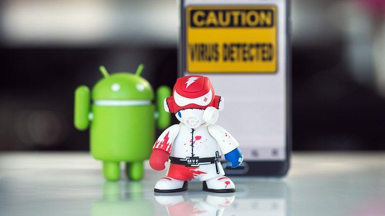 AndroidPIT virus 3