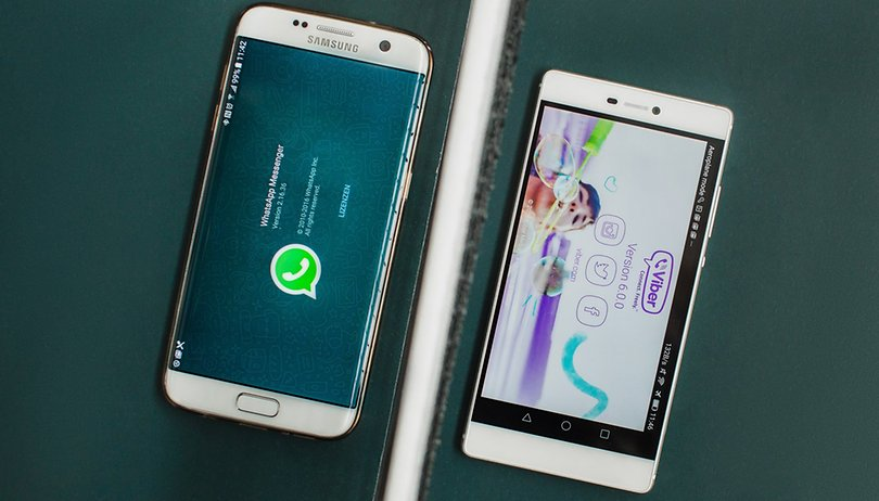 Viber vs. WhatsApp: Vergleich der Chat-Clients