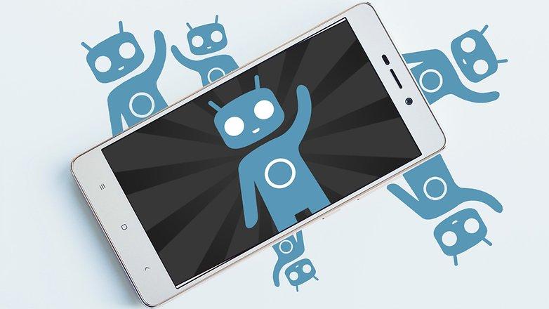 AndroidPIT xiaomi MI 3 Cyanogen mode