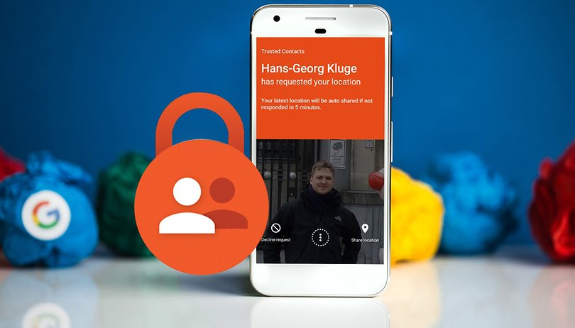 Google's Trusted Contacts shares your location in real-time to prevent worried family