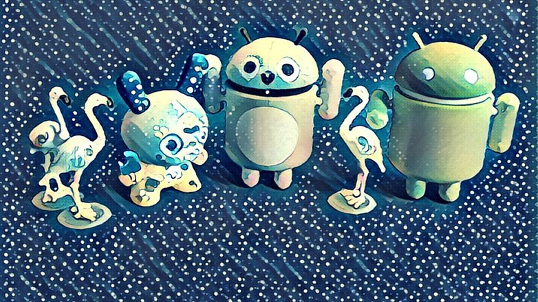 Android prisma app hero