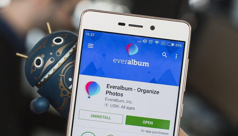 Everalbum: Tus fotos en la nube