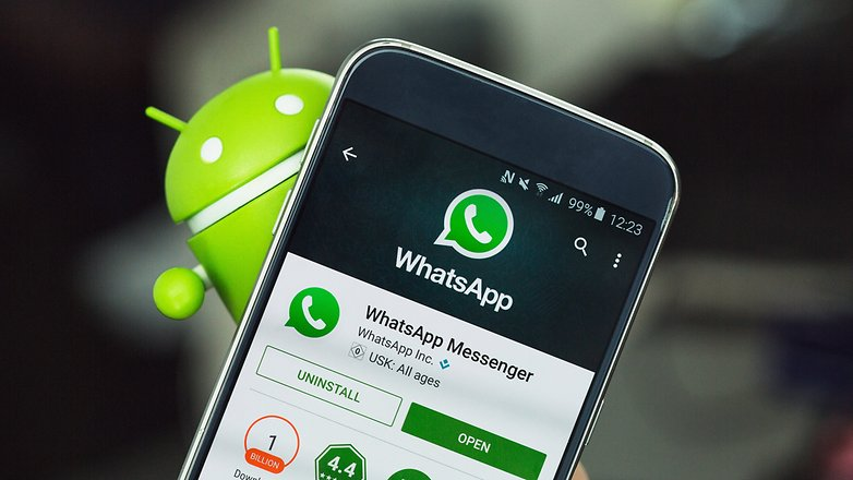 WhatsApp, meilleure application de messagerie