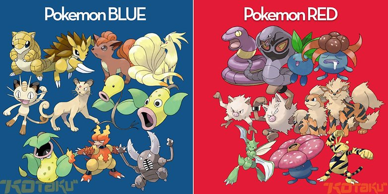 KOTAKU pokemon red blue
