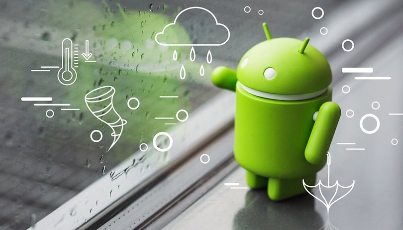 The best weather apps and widgets for Android