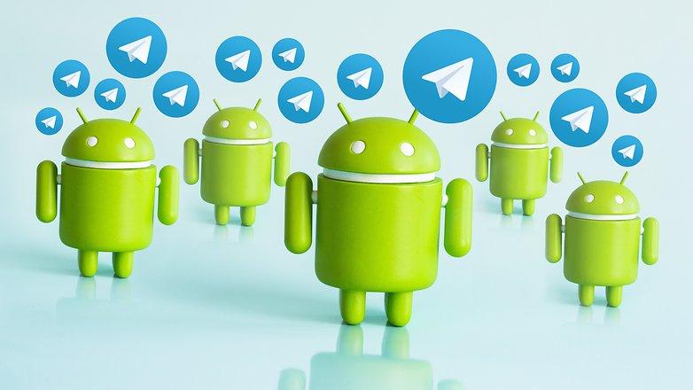 androidpit telegram panic