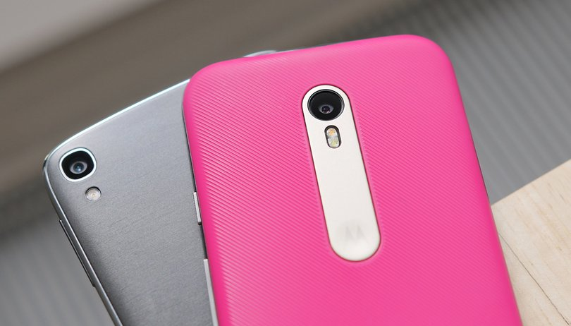 Poll results: Pink is not a popular smartphone color