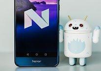 Android Nougat migliora la reputazione dell'Honor 8