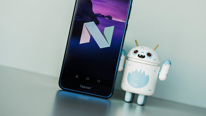 AndroidPIT honor 8 marshmallow 2444