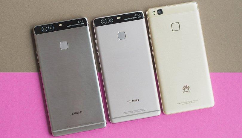 AndroidPIT und Huawei suchen die perfekte Huawei-P9-Familie