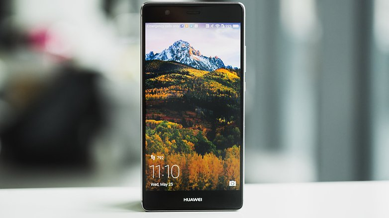 AndroidPIT Huawei P9 Plus 8035