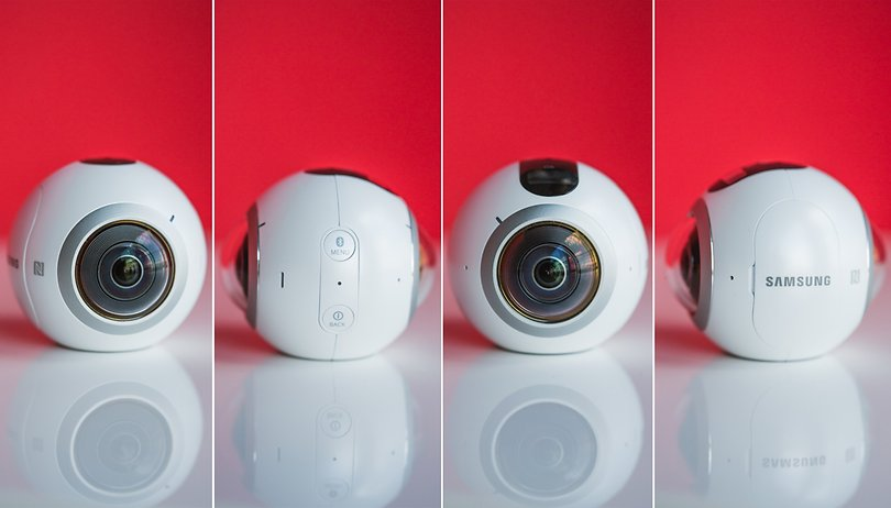 Gear 360 é anunciada no Brasil. Veja quanto custará a câmera 360 graus da Samsung