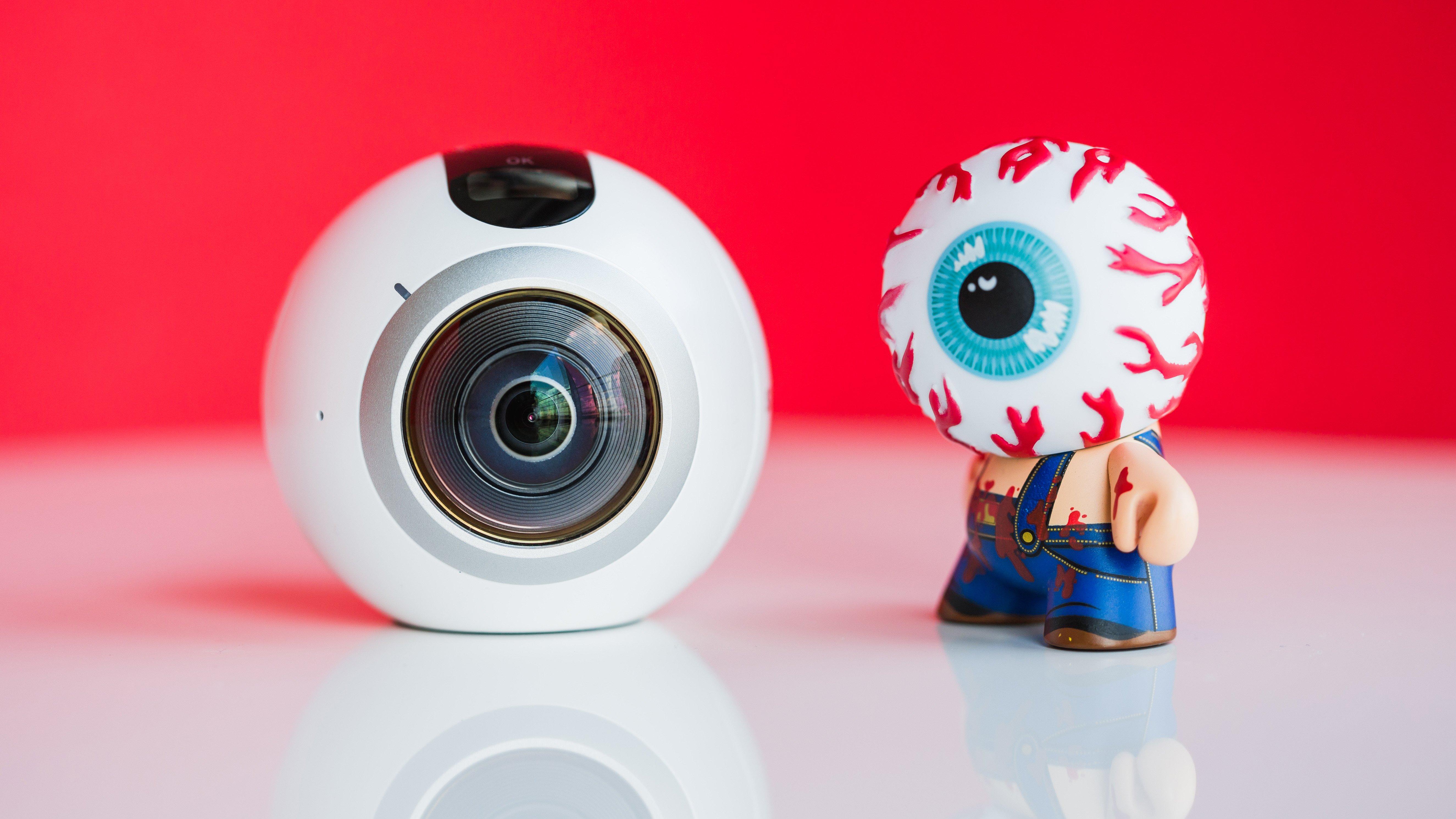 les meilleures cam ras 360 degr s samsung lg et d. Black Bedroom Furniture Sets. Home Design Ideas