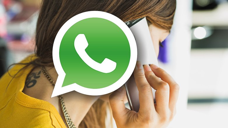 AndroidPIT whatsapp calls 1