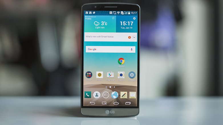 AndroidPIT LG G3 5