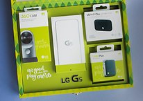 LG G5 SE está recebendo o Android Nougat no Brasil