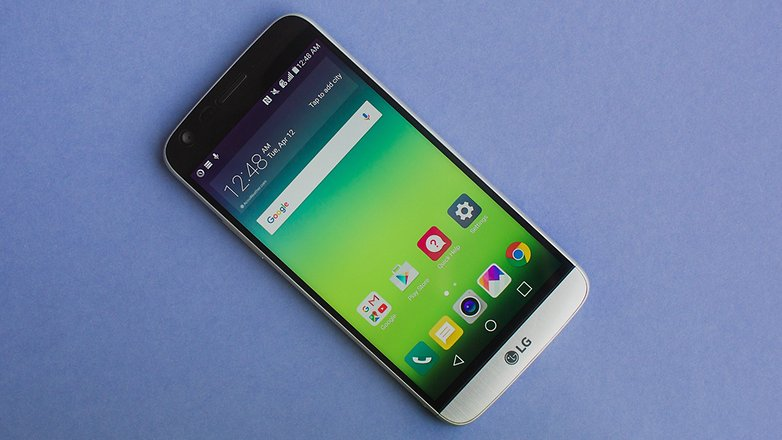 AndroidPIT lg g5 friends 0373