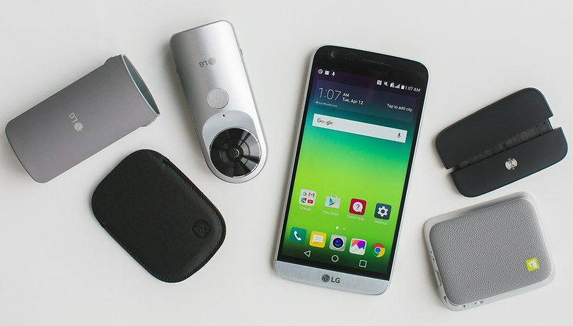 LG G5 modules reviewed: 360 CAM and CAM Plus