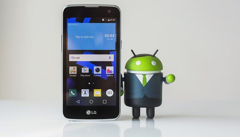 Análisis del LG K4: El smartphone que debería haber salido en 2014
