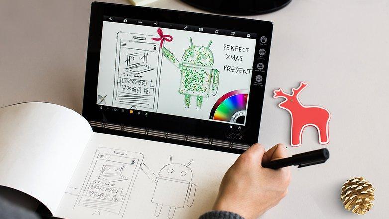 AndroidPIT Lenovo Yoga Book 0172