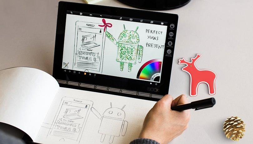 Lenovo Yoga Book : de l'inutile à l'agréable