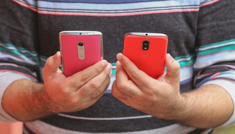 Moto G Plus vs Moto X Play: comparación de primos hermanos