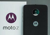 Lenovo Moto Z im Test: Zu dünn, um wahr zu sein