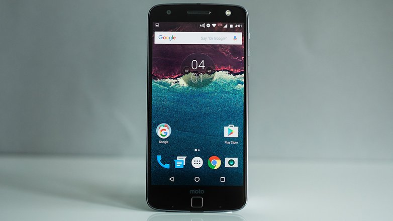 AndroidPIT lenovo moto z review 3516