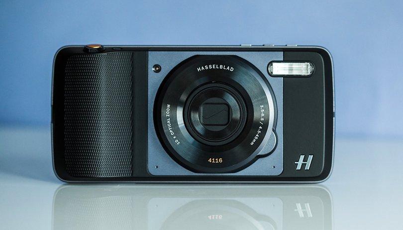 Review do Hasselblad True Zoom: o Moto Snap que é quase uma câmera completa